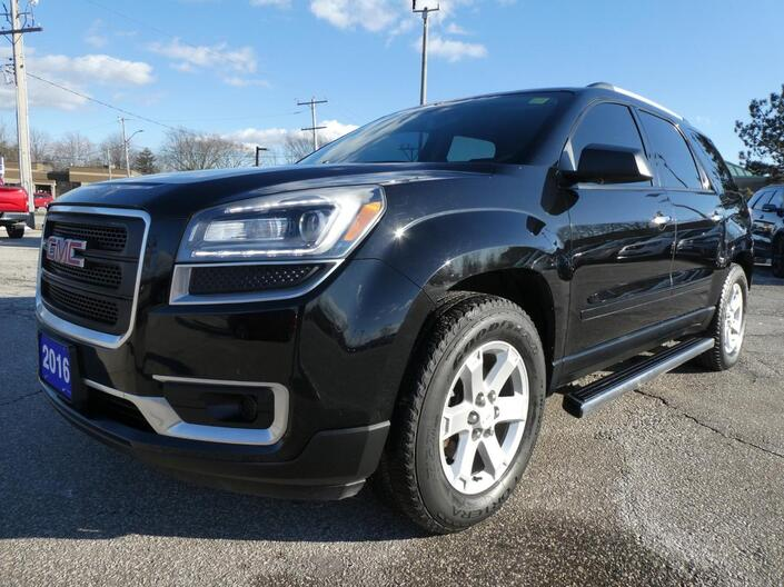 2016 GMC Acadia SLE Heated Seats Remote Start Power Lift Gate Essex ON
