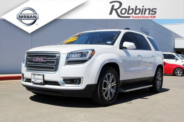 2016 GMC Acadia SLT Houston TX