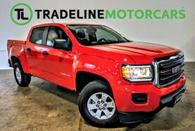 2016_GMC_Canyon_2WD REAR VIEW CAMERA, POWER LOCKS, POWER WINDOWS AND MUCH MORE!!!_ CARROLLTON TX
