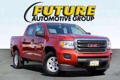 2016_GMC_Canyon_2WD_ Roseville CA