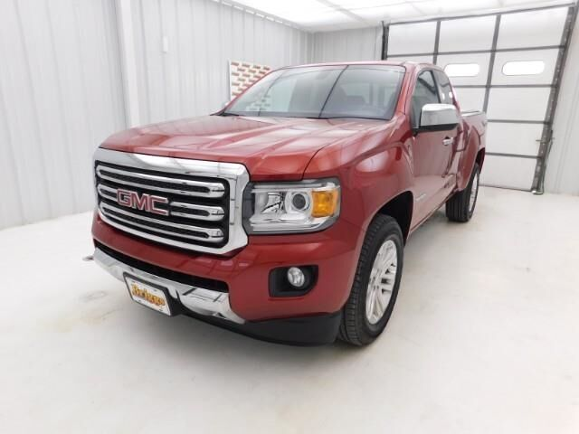 2016 GMC Canyon 4WD Ext Cab 128.3 SLT Manhattan KS