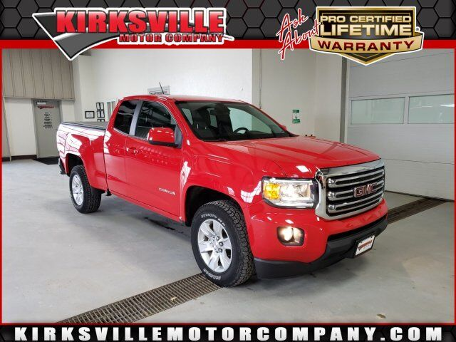 "2016 GMC Canyon 4WD SLE 4WD Ext Cab 128.3"" SLE Kirksville MO"