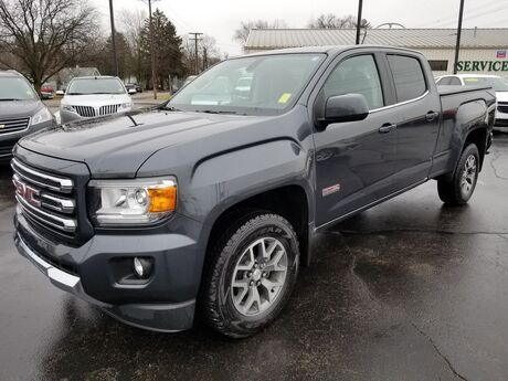 2016 GMC Canyon 4WD SLE Fort Wayne Auburn and Kendallville IN