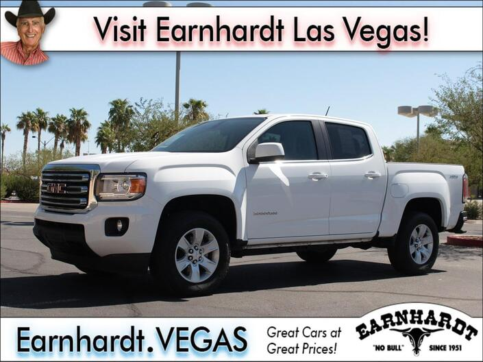 2016 GMC Canyon 4WD SLE Las Vegas NV