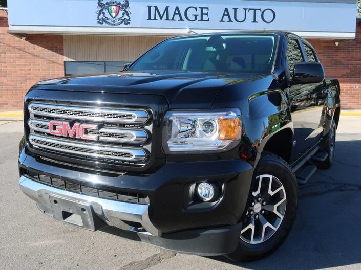 2016 GMC Canyon 4WD SLE West Jordan UT