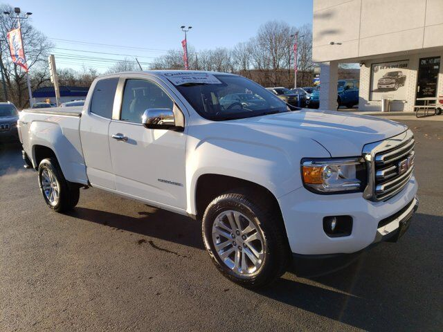 2016 GMC Canyon 4WD SLT HAMBURG PA