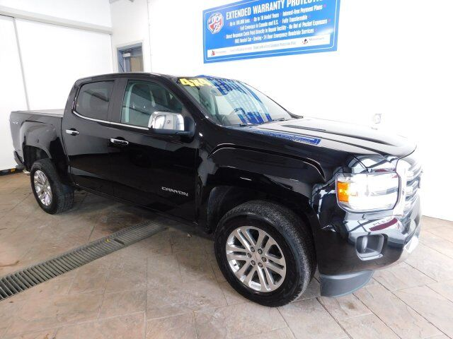 2016 GMC Canyon 4WD SLT LEATHER Listowel ON