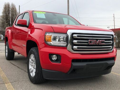 2016_GMC_Canyon_SLE Crew Cab 4WD_ Frankfort KY