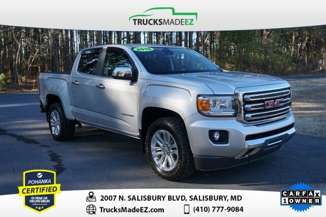2016 GMC Canyon SLT Salisbury MD