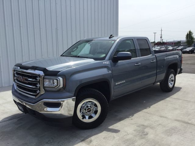 2016 GMC SIERRA 1500 DOUBLE C SLE PICKUP 4D 6 1/2
