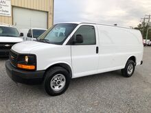 2016_GMC_Savana 2500 Cargo Van w/ Bins & Rear Camera__ Ashland VA