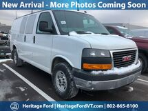 2016 GMC Savana Cargo Van CARGO South Burlington VT