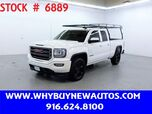 2016 GMC Sierra 1500 ~ 4x4 ~ Double Cab ~ Only 70K Miles!