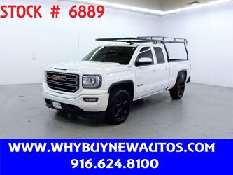 GMC Sierra 1500 ~ 4x4 ~ Double Cab ~ Only 70K Miles! 2016