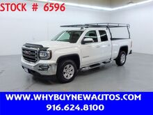2016_GMC_Sierra 1500_~ Double Cab ~ Only 30K Miles!_ Rocklin CA