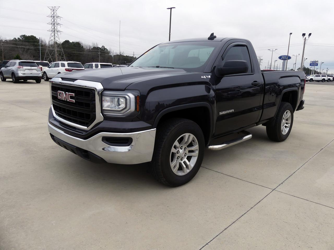 2016 GMC Sierra 1500 Base Short Box 4WD Cullman AL