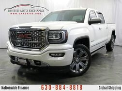 2016_GMC_Sierra 1500_Denali / 5.3L Ecotec3 V8 Engine / Rear View Camera / Bluetooth /_ Addison IL