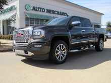 2016_GMC_Sierra 1500_Denali Crew Cab Short Box 4WD BLUETOOTH CONNECTIVITY, BACK UP CAMERA, NAVIGATION,HEATED/COOLED SEATS_ Plano TX
