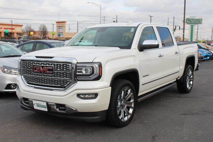 2016 GMC Sierra 1500 Denali Fort Wayne Auburn and Kendallville IN