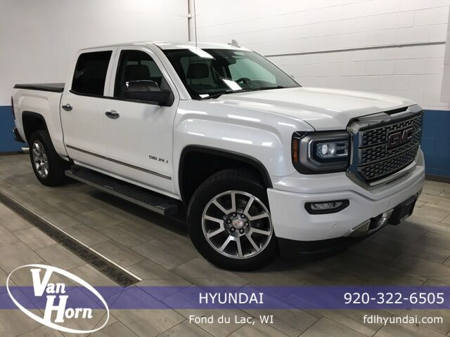 2016 GMC Sierra 1500 Denali Milwaukee WI