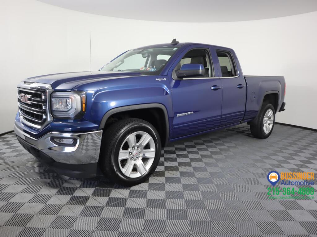 2016 GMC Sierra 1500 Extended Cab SLE - 4x4 Feasterville PA