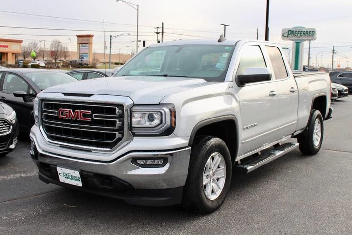 2016 GMC Sierra 1500 SLE Fort Wayne Auburn and Kendallville IN