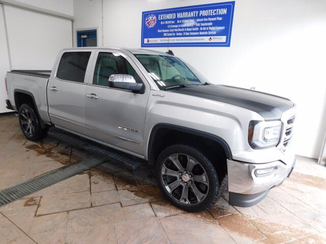 2016 GMC Sierra 1500 SLT 1500 CREW CAB  LEATHER Listowel ON