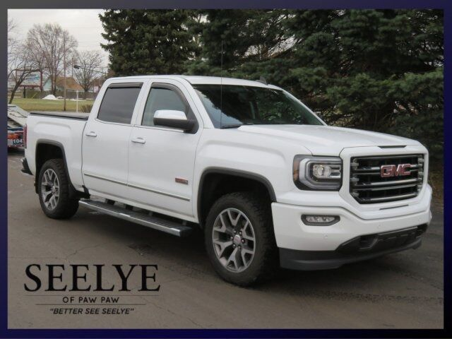 2016 GMC Sierra 1500 SLT Battle Creek MI