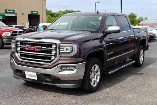 2016 GMC Sierra 1500 SLT Fort Wayne Auburn and Kendallville IN