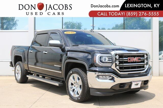 2016 GMC Sierra 1500 SLT Lexington KY