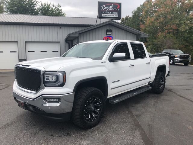 2016 GMC Sierra 1500 SLT Middlebury IN