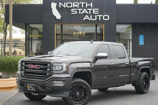 2016_GMC_Sierra 1500_SLT_ Walnut Creek CA
