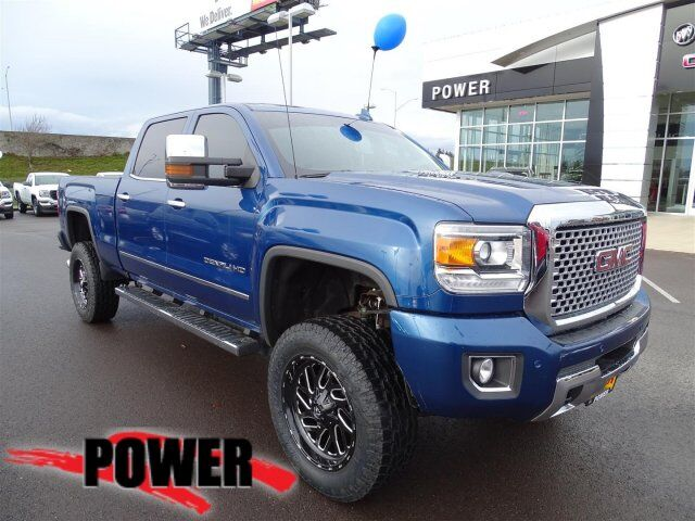 2016 GMC Sierra 2500HD Denali Corvallis OR