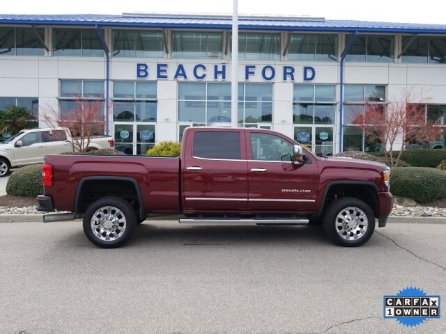 2016 GMC Sierra 2500HD Denali Virginia Beach VA
