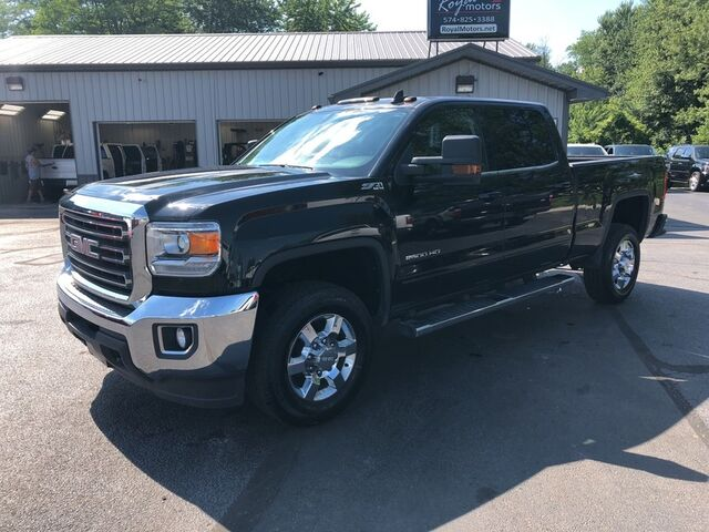 2016 GMC Sierra 2500HD SLE Middlebury IN