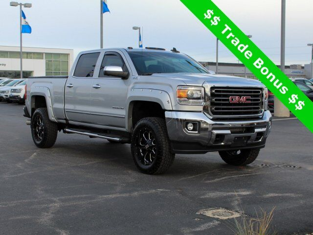 2016 GMC Sierra 2500HD SLT Green Bay WI