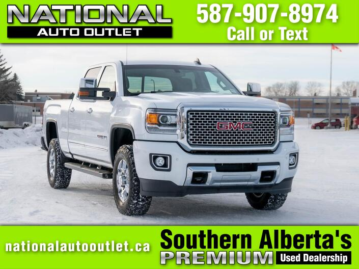 2016 GMC Sierra 2500HD SLT Lethbridge AB