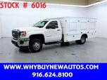 2016 GMC Sierra 3500HD ~ 12ft Stake Bed ~ Only 7K Miles!