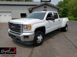 2016_GMC_Sierra 3500HD__ Middlebury IN