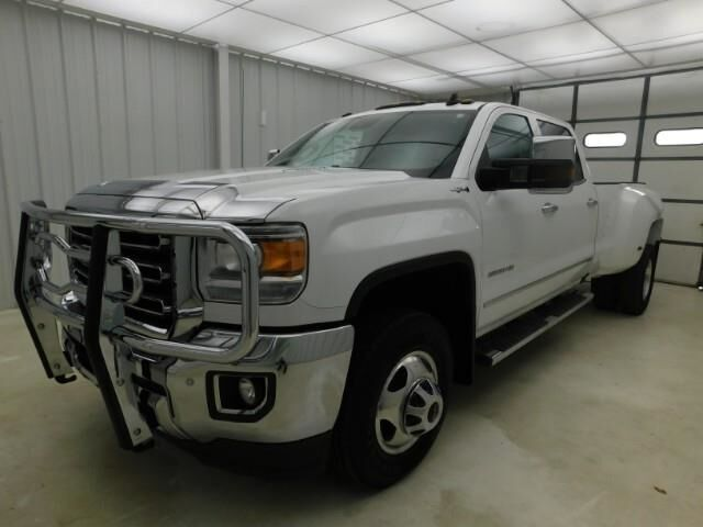 2016 GMC Sierra 3500HD 4WD Crew Cab 167.7 SLT Manhattan KS