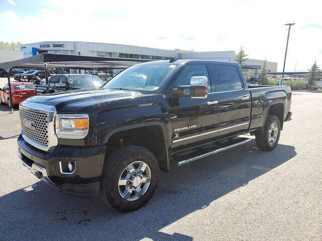 2016 GMC Sierra 3500HD Denali Diesel - Nav Sunroof Leather Calgary AB