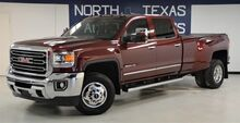 2016_GMC_Sierra 3500HD Navigation Back Up Camera 2 KEYS_SLT 4x4_ Dallas TX