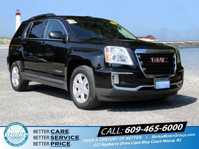 2016 GMC Terrain SLE South Jersey NJ
