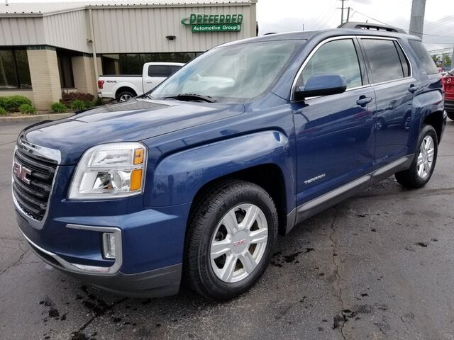 2016 GMC Terrain SLE Fort Wayne Auburn and Kendallville IN