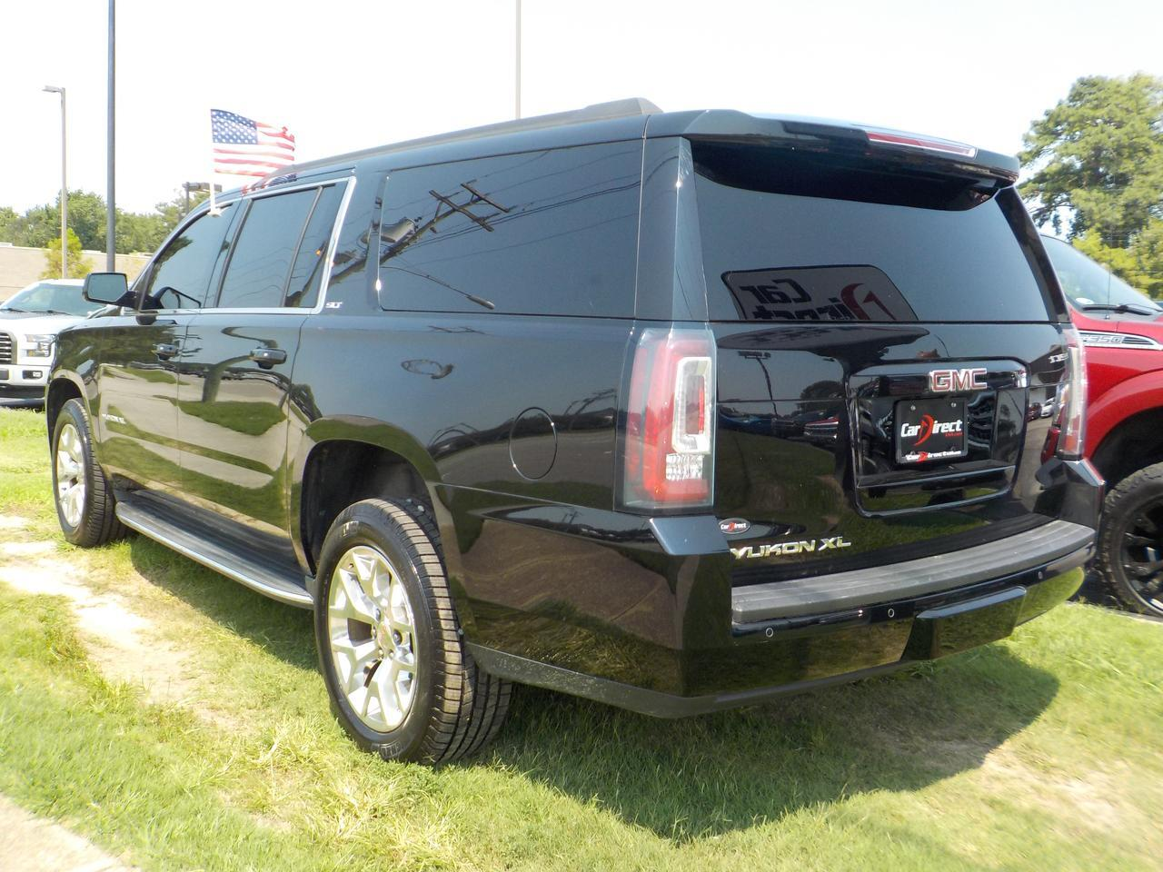 2016 GMC YUKON XL SLT 4X4, REAR A/C, SUNROOF, TINTED WINDOWS, BACKUP CAM, RUNNING BOARDS,REMOTE START! Virginia Beach VA