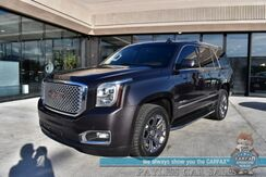 2016_GMC_Yukon_Denali / 4X4 / 6.2L V8 / Auto Start / Heated & Cooled Seats / Heated Steering Wheel / Bose / Sunroof / Navigation / Lane Departure & Blind Spot / Rear Entertainment / 3rd Row / Rear Captain Chairs / Seats 7 / Tow Pkg_ Anchorage AK