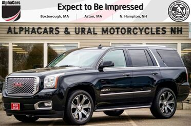 2016_GMC_Yukon_Denali_ Boxborough MA