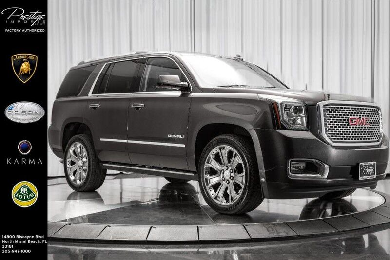 2016_GMC_Yukon Denali_Denali_ North Miami Beach FL