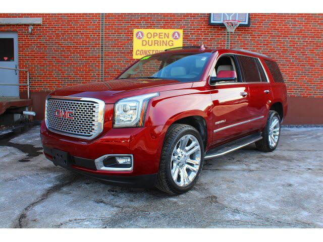 2016 GMC Yukon Denali Merriam KS