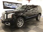 2016 GMC Yukon Denali, Open Road Pkg, HUD, Adaptive Cruise, Power Boards, 22in Wheels